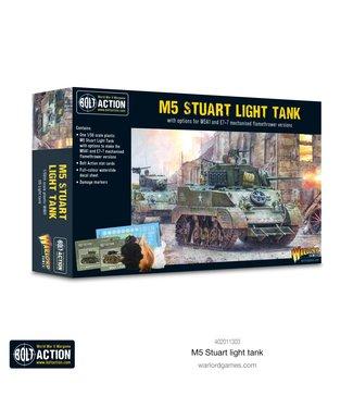 Bolt Action M5 Stuart