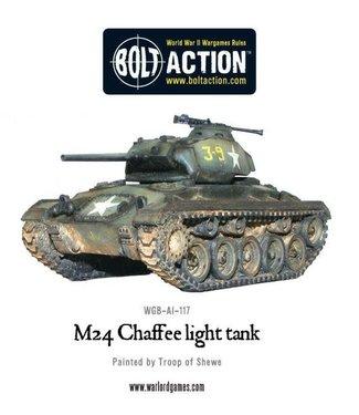 Bolt Action M24 Chaffee, US light tank