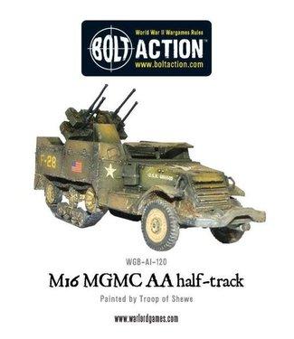 Bolt Action M16 MGMC AA half-track