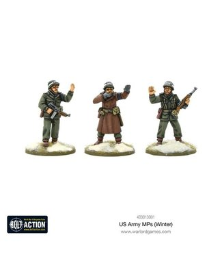 Bolt Action US Army MPs (Winter)