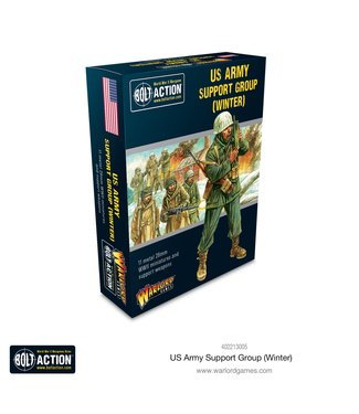 Bolt Action US Army Support Group (Winter)