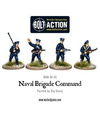 Bolt Action Soviet Naval Brigade Command