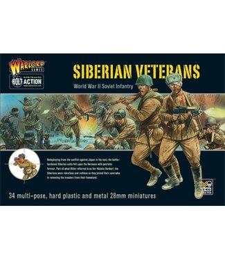 Bolt Action Siberian Veterans