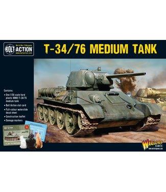 Bolt Action T-34/76 Medium Tank