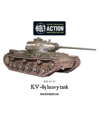 Bolt Action KV-85 heavy tank