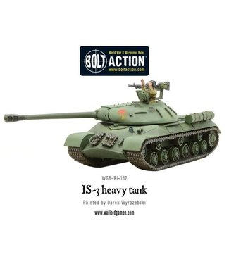 Bolt Action IS-3 Heavy Tank