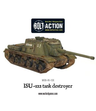 Bolt Action ISU-122 tank destroyer