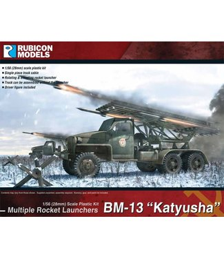"Rubicon Models BM-13N ""Katyusha"" Rocket Launcher"