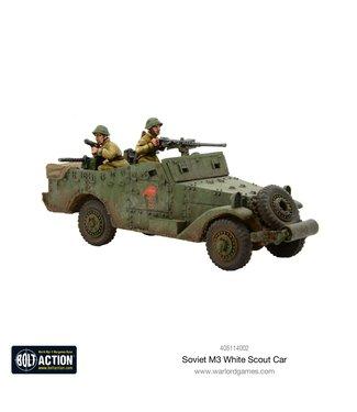 Bolt Action Soviet White scout car