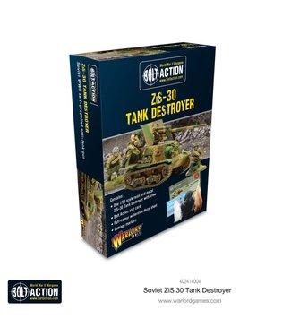 Bolt Action Soviet ZIS-30 Tank Destroyer