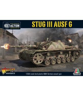Bolt Action Stug III Ausf G or StuH 42