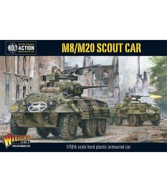 Bolt Action M8/M20 Scout car