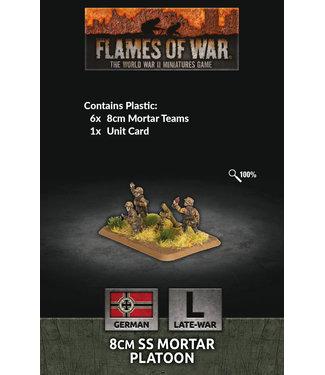 Flames of War 8cm SS Mortar Platoon