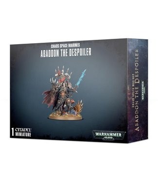 Warhammer 40.000 Abaddon the Despoiler