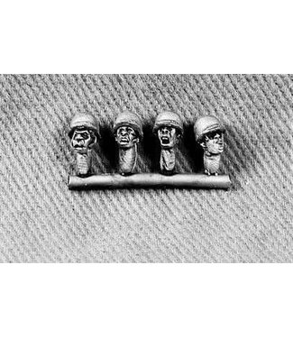 Empress Miniatures M1 Helmet African Heads