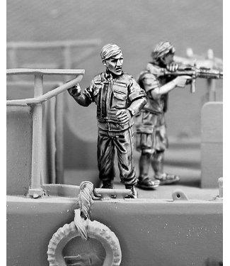 Empress Miniatures US Navy PBR Crew