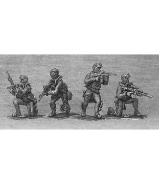 Empress Miniatures US Navy Seal Frogmen (USMC8)