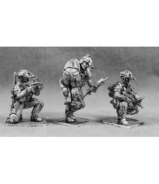Empress Miniatures US Rangers Command (RAN07)