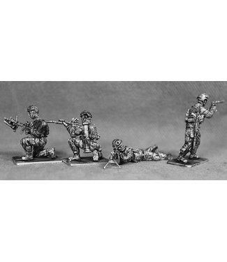 Empress Miniatures US Rangers Firing (RAN03)
