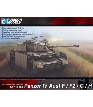 Rubicon Models Panzer IV Ausf F/F2/G/H