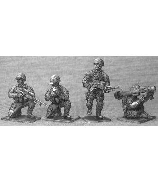 Empress Miniatures Australian Support Weapons (AUS04)