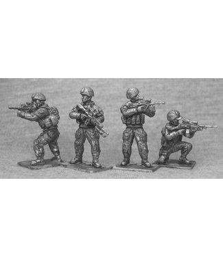 Empress Miniatures Australian Infantry Firing (AUS03)