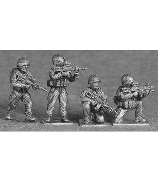 Empress Miniatures British Infantry Firing (BRIT02)