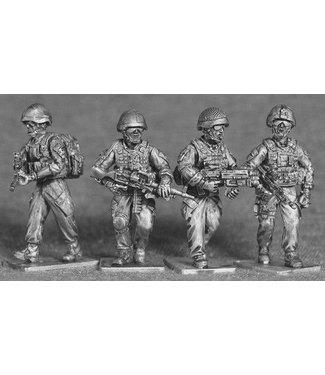 Empress Miniatures British Infantry Patrolling (BRIT01)