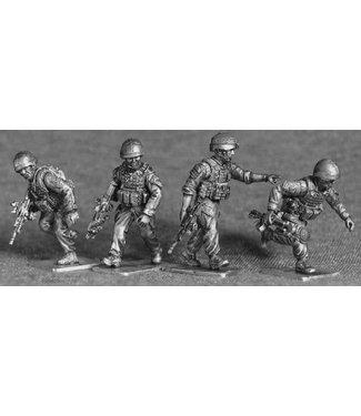 Empress Miniatures British Infantry Advancing (BRIT03)