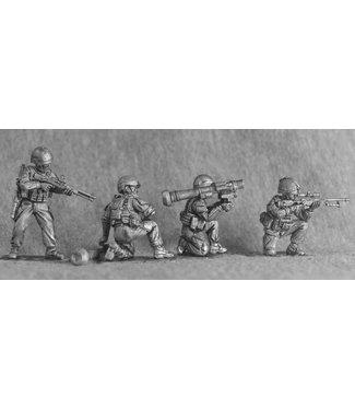 Empress Miniatures British Support Weapons (BRIT05)