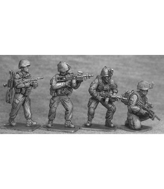 Empress Miniatures British Infantry (BRIT06)