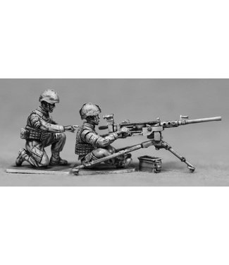 Empress Miniatures British Machine Gun (BRIT14)