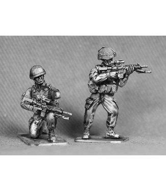 Empress Miniatures British Support Weapons (BRIT17)