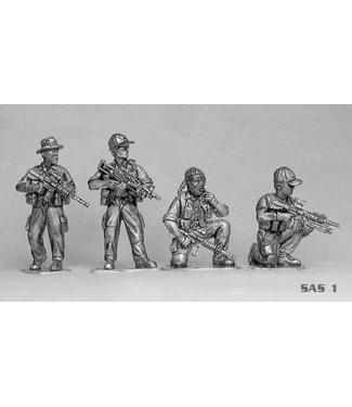 Empress Miniatures SAS Infantry (SAS1)