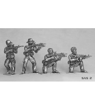 Empress Miniatures SAS Infantry Firing (SAS2)