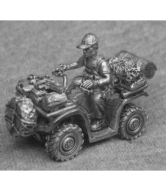 Empress Miniatures SAS Quad (SAS6)