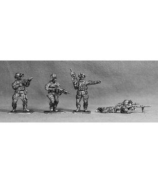 Empress Miniatures SAS Infantry in Full Gear (SAS7)