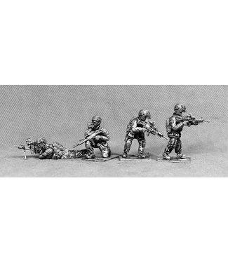Empress Miniatures Bundeswehr Fireteam Command and Support (BUNDE1)