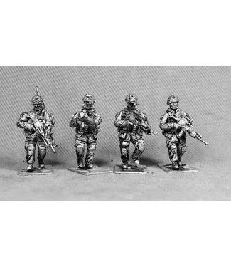 Empress Miniatures Bundeswehr Fireteam Advancing (BUNDE2)