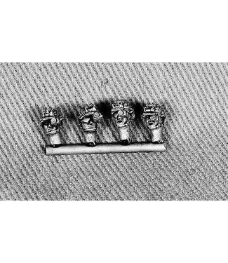 Empress Miniatures Bundeswehr Heads with Standard Optics (BUNDE7)