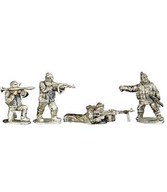 Empress Miniatures Chechen Infantry Firing (CWC02)