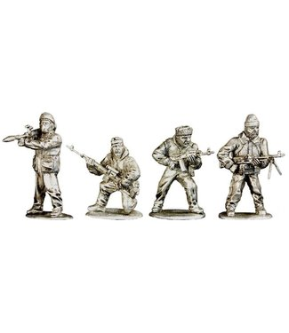 Empress Miniatures Chechen Infantry Waiting (CWC03)