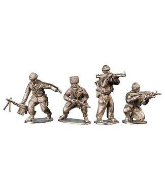 Empress Miniatures Chechen Infantry Advancing/Firing (CWC06)
