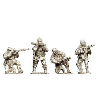 Empress Miniatures Russian Infantry Firing (CWR02)