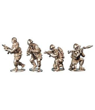 Empress Miniatures Russian Infantry Firing (CWR06)