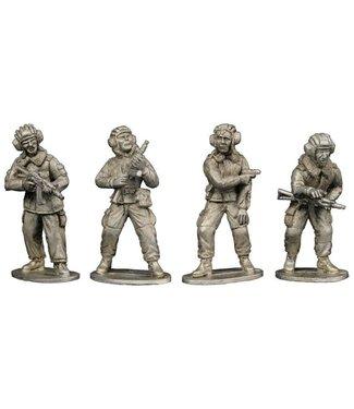 Empress Miniatures Russian Dismounted Crew (CWR08)