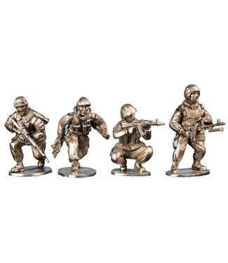 Empress Miniatures Russian Infantry Advancing/Firing (CWR07)