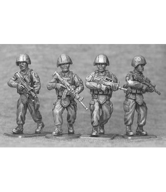 Empress Miniatures Chinese Infantry Patrolling (PLA1)