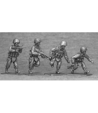 Empress Miniatures Chinese Infantry Advancing (PLA2)