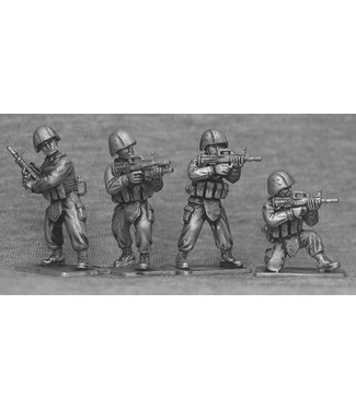 Empress Miniatures Chinese Infantry Firing (PLA3)